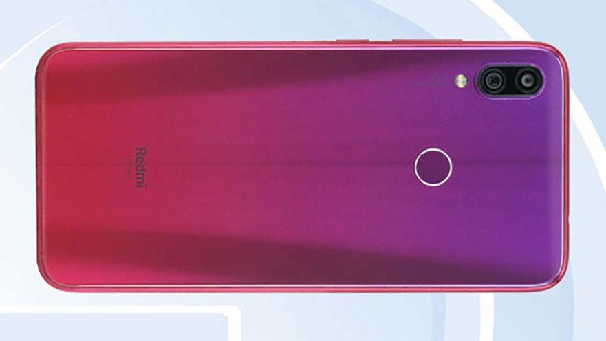 Xiaomi Redmi Pro 2 or Redmi 7 specs and gradient design on TENAA via Revu Philippines