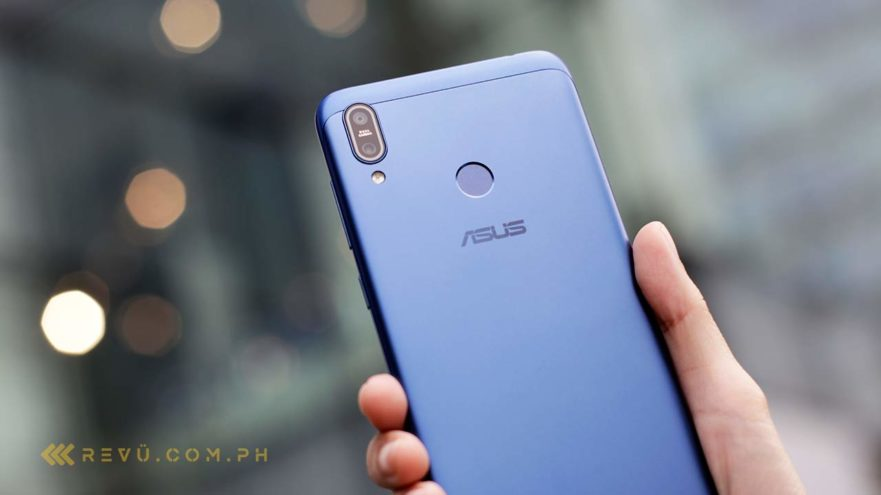 ASUS ZenFone Max M2 review, price and specs on Revu Philippines