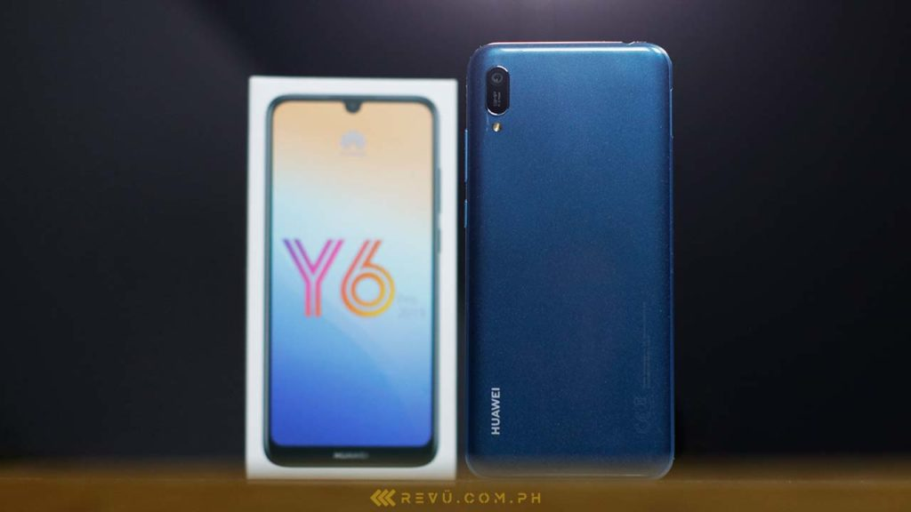 Huawei Y6 Pro 2019 review, price and specs by Revu Philippines