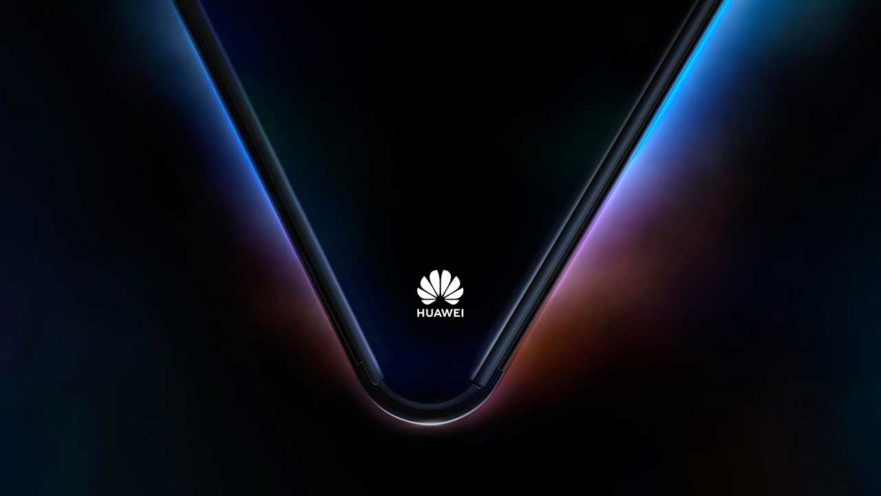 Huawei foldable 5G phone MWC 2019 launch invite on Revu Philippines