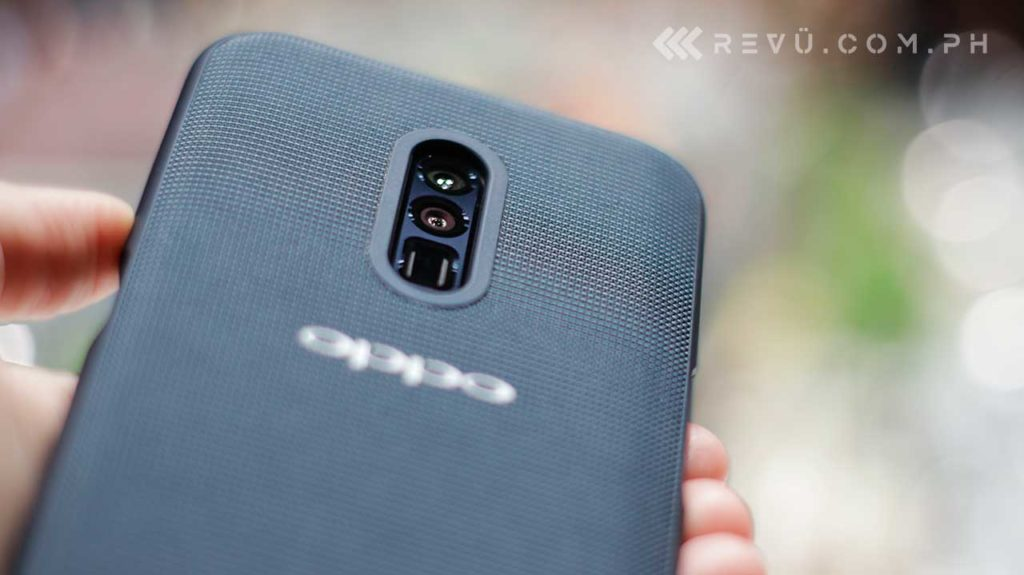 OPPO 10x lossless zoom camera on Revu Philippines