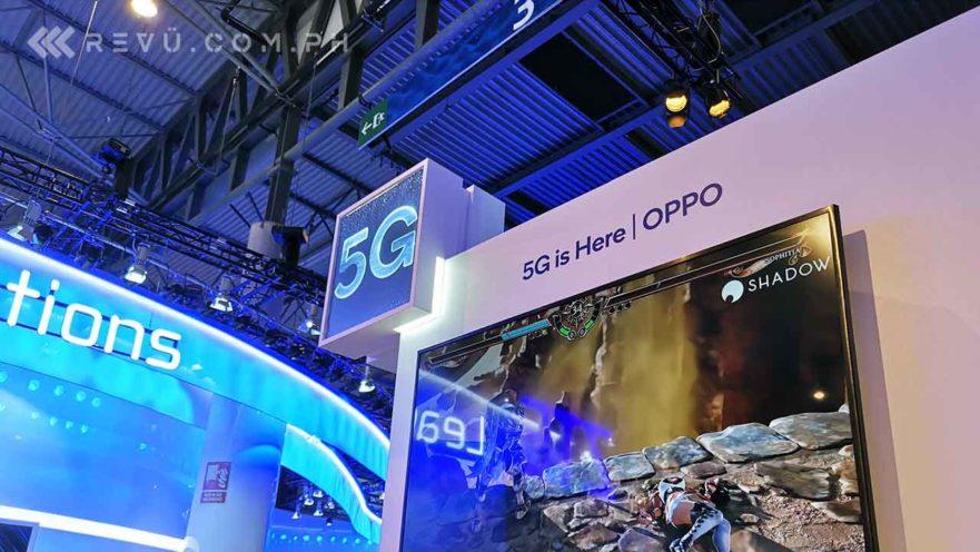 OPPO 5G phone gaming speed on Revu Philippines