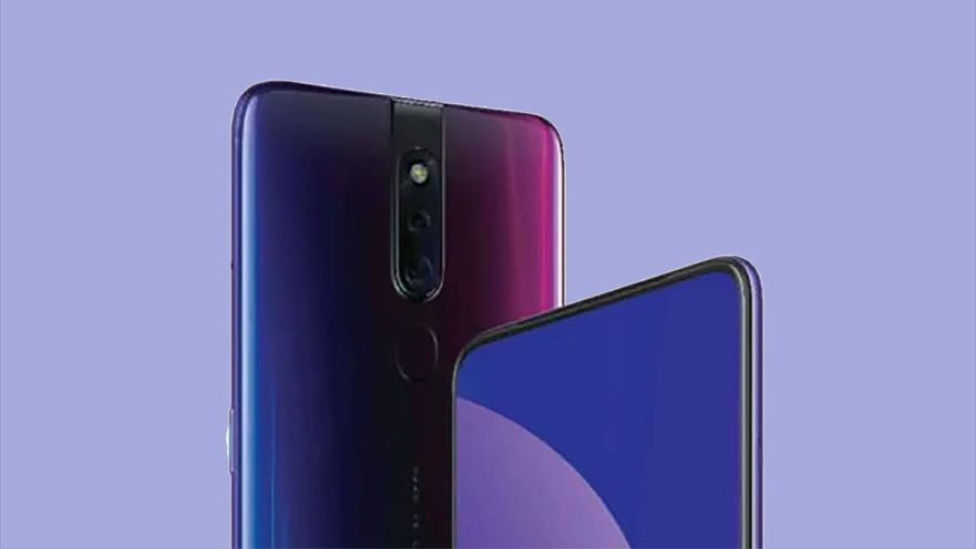 OPPO F11 Pro design leak via Revu Philippines