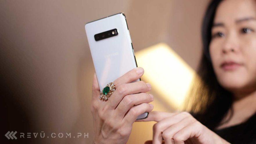 Samsung Galaxy S10 Plus price, specs and availability via Revu Philippines