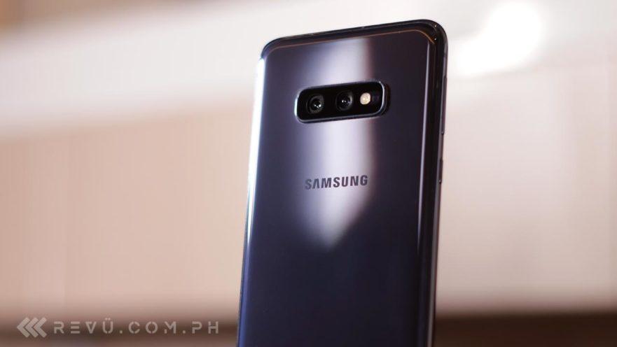 Samsung Galaxy S10e price, specs and availability via Revu Philippines