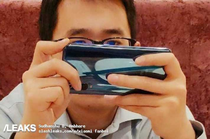 Xiaomi Mi 9 picture leak via Revu Philippines