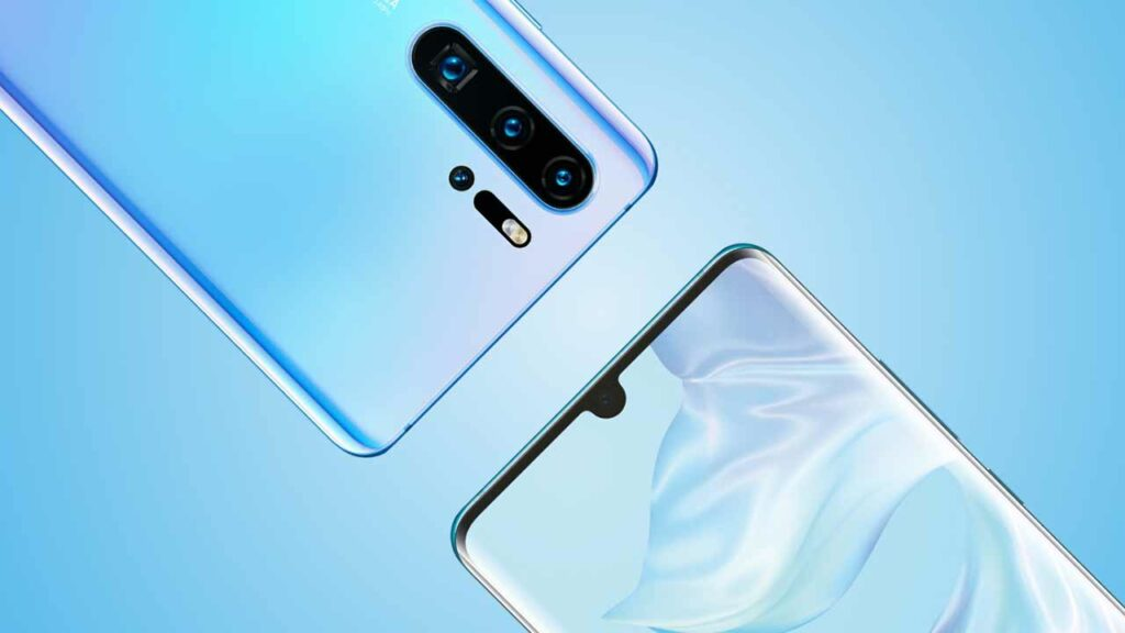 Huawei P30 Pro official image leaked via Revu Philippines
