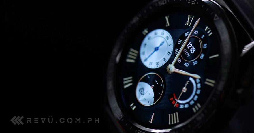 Huawei Watch GT price, specs and hands-on by Revu Philippines