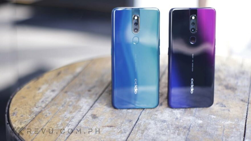 OPPO F11 Pro expected price specs via Revu Philippines
