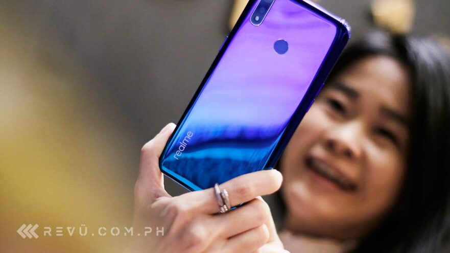 Realme 3 price and specs via Revu Philippines