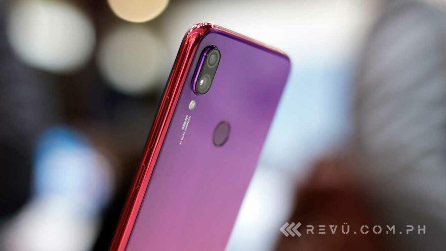 Redmi Note 7 price and specs on Revu Philippines