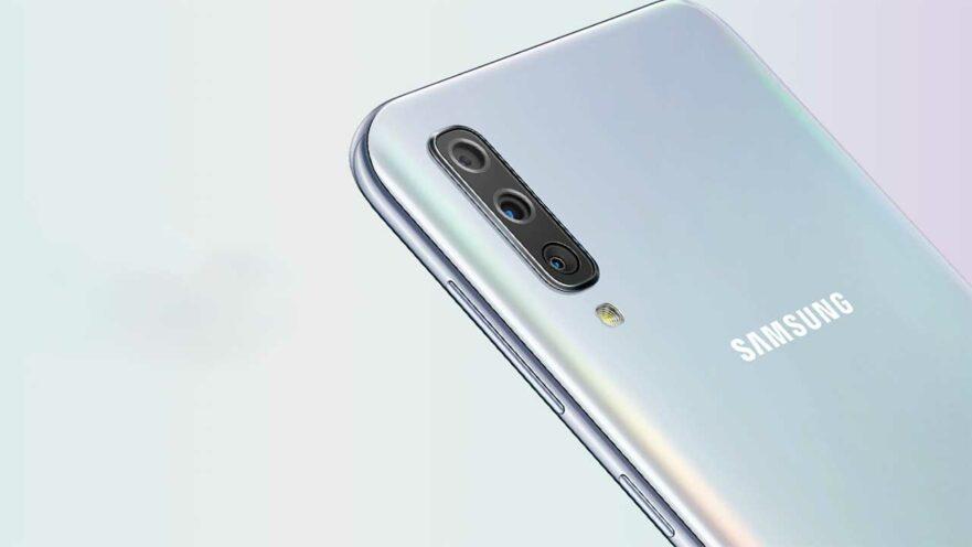 Samsung Galaxy A50 price and specs via Revu Philippines