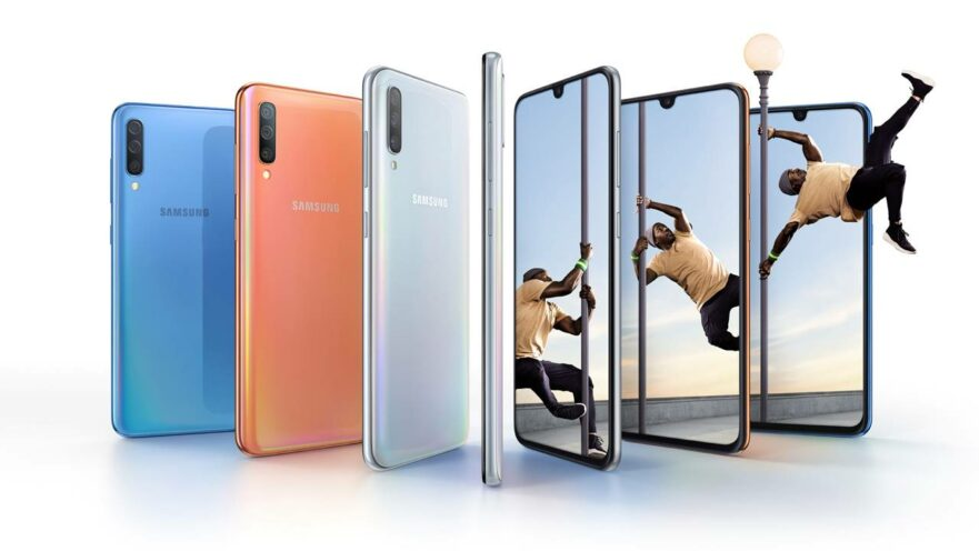 Samsung Galaxy A70 expected price specs release via Revu Philippines