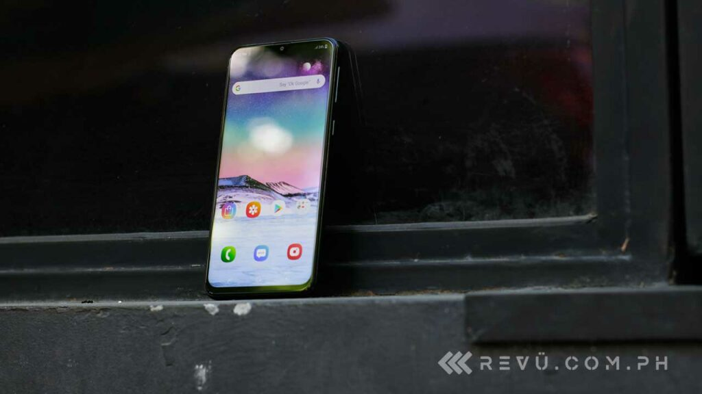 Samsung Galaxy M20 review, price and specs on Revu Philippines