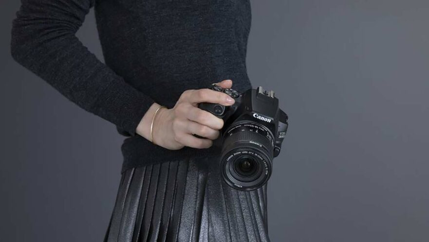 Canon EOS 200D Mark II price and specs on Revu Philippines