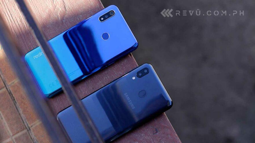 Realme 3 vs Samsung Galaxy M20: A review comparison by Revu Philippines