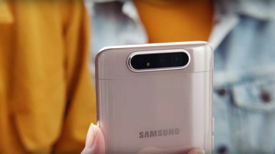 Samsung Galaxy A80 specs and price via Revu Philippines