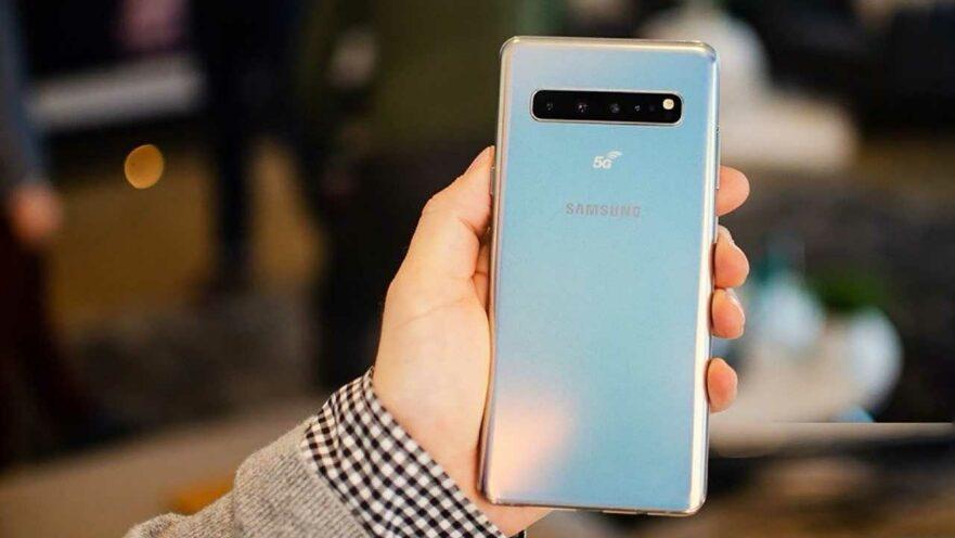 Samsung Galaxy S10 5G price and specs on Revu Philippines