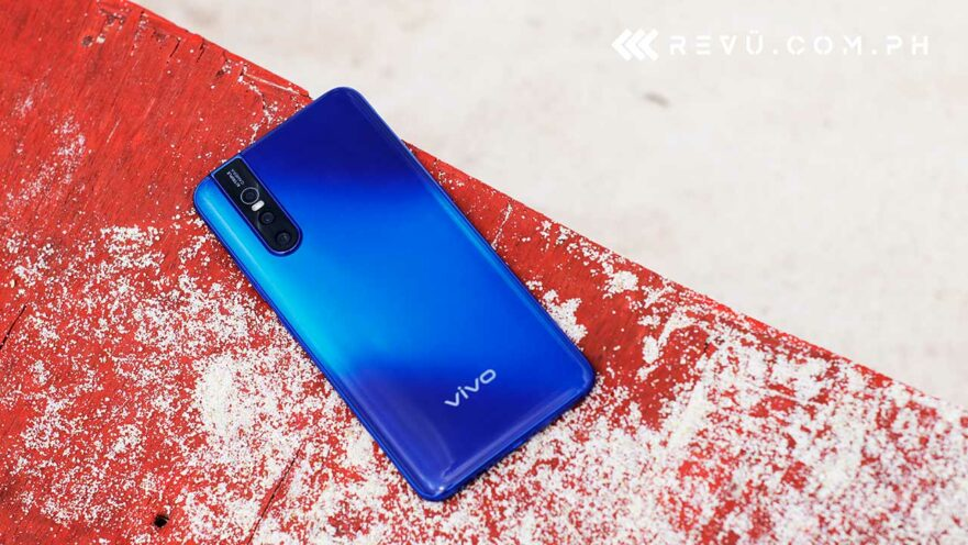 Vivo V15 Pro camera review, price, and specs on Revu Philippines