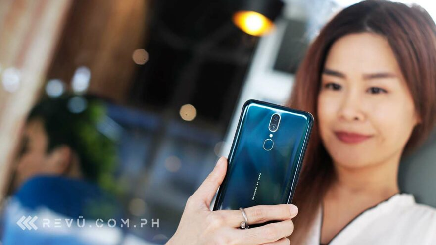 OPPO F11 review, price, and specs by Revu Philippines