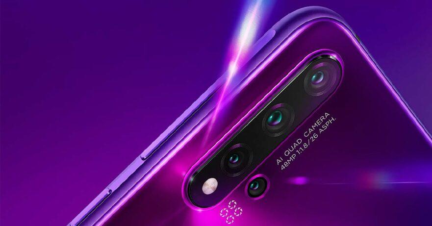 Huawei Nova 5 Pro price and specs via Revu Philippines