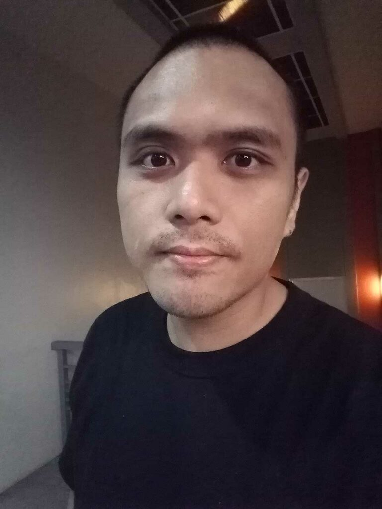 Huawei Y5 2019 camera sample selfie picture by Revu Philippines