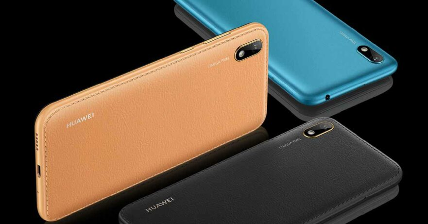 Huawei Y5 2019 price and specs on Revu Philippines