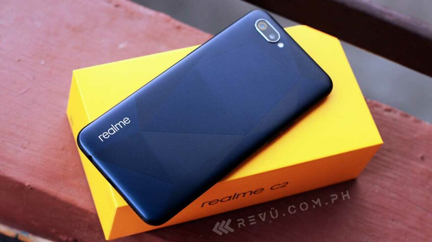 Realme C2 review, price, and specs by Revu Philippines
