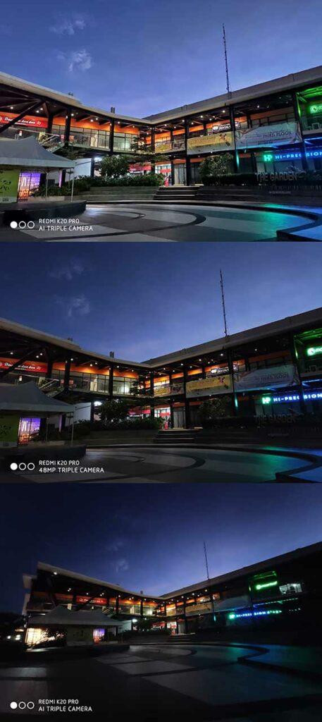 Redmi K20 Pro sample pictures: Night mode vs Auto mode vs Ultra-wide-angle mode by Revu Philippines