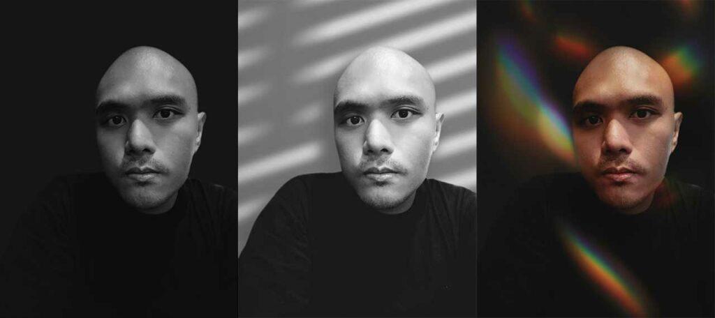 Redmi K20 Pro sample selfie picture: Portrait Mode options by Revu Philippines