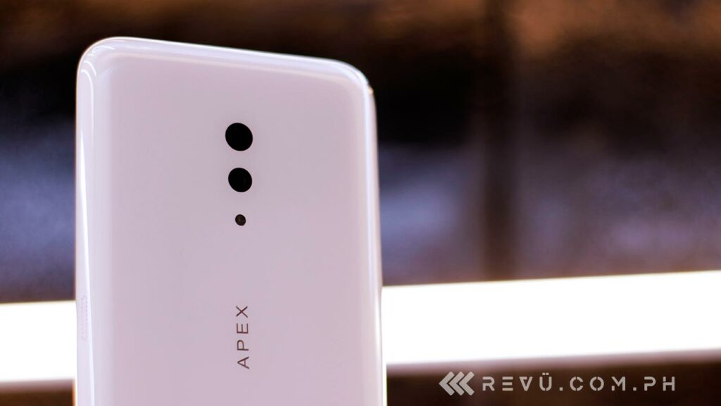 Vivo APEX 2019 hands-on review by Revu Philippines
