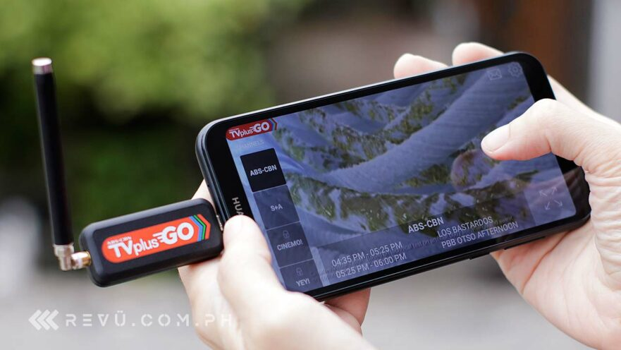 ABS-CBN TVplus Go review, price, and channels by Revu Philippines
