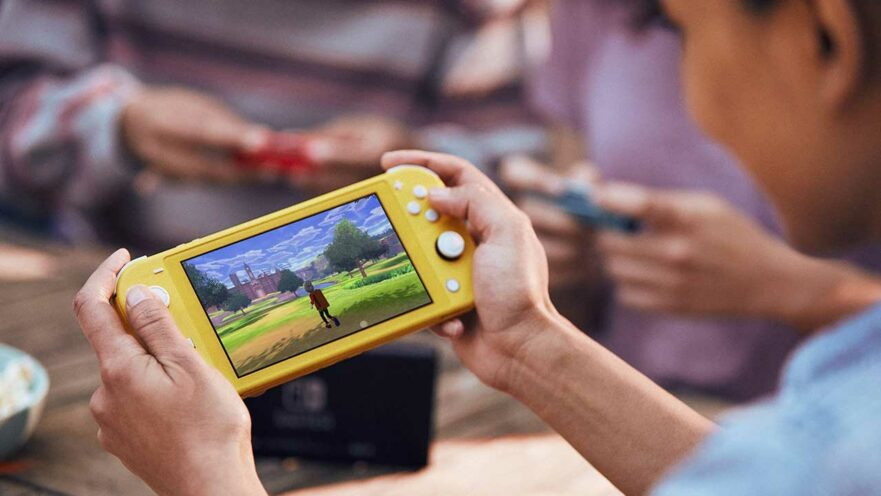 Nintendo Switch Lite price and specs via Revu Philippines