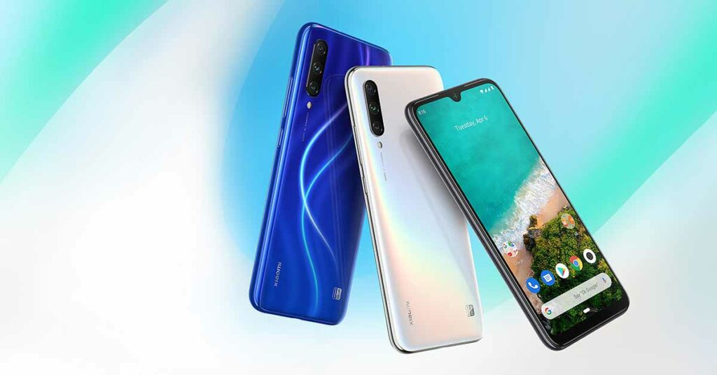 Xiaomi Mi A3 price and specs via Revu Philippines