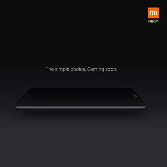 Xiaomi Redmi 7A launch teaser via Revu Philippines