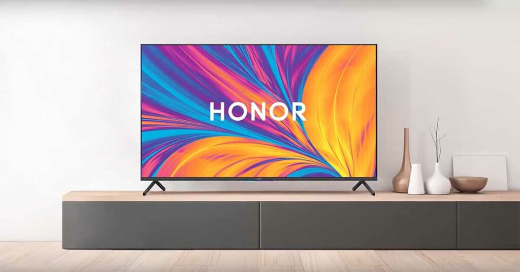 Honor Vision TV and Honor Vision TV Pro price and specs via Revu Philippines