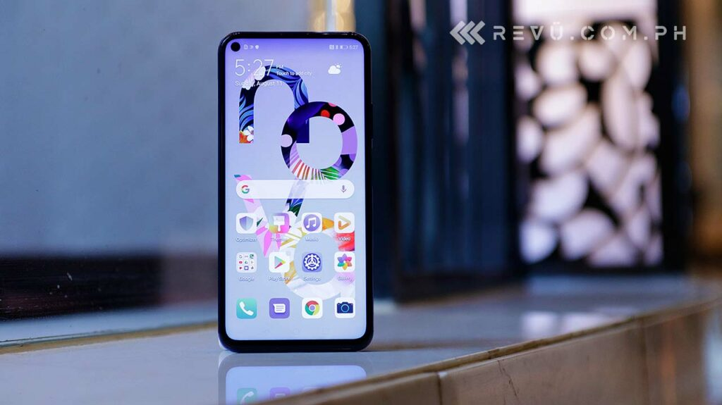 Huawei Nova 5T price and specs via Revu Philippines