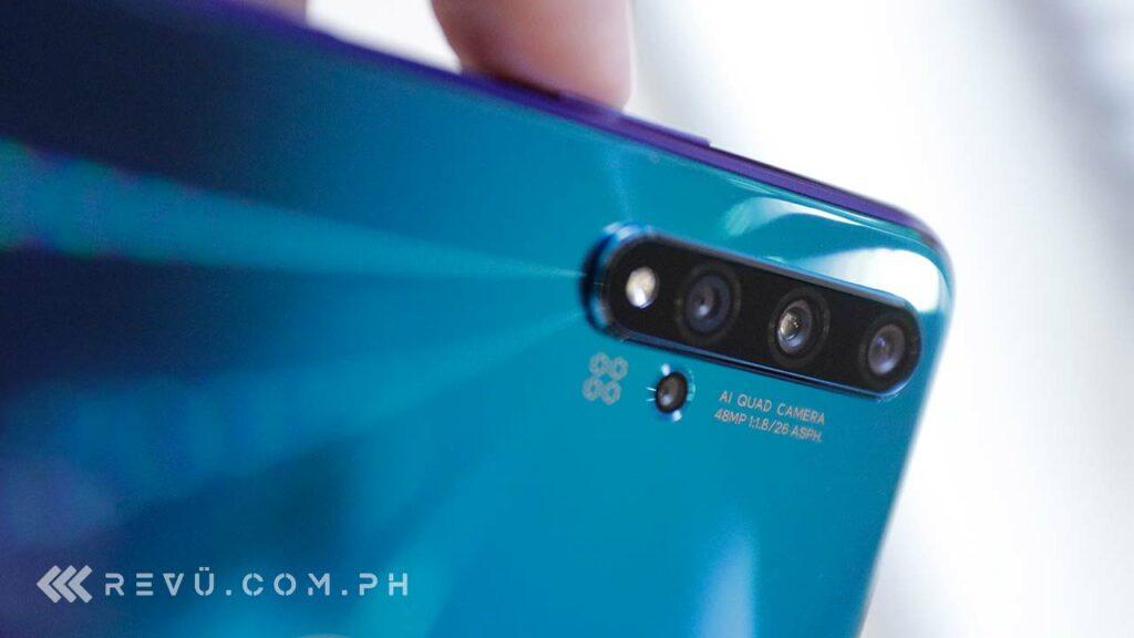 Huawei Nova 5T price and specs via Revu Philippines