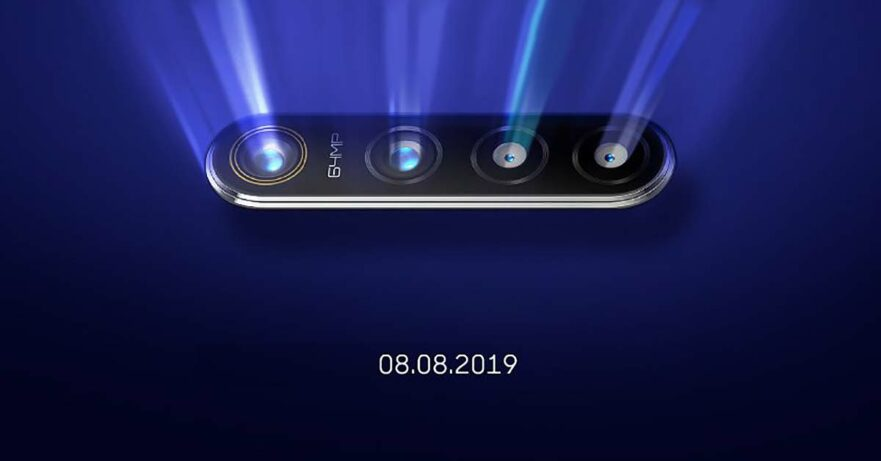 Realme 64-megapixel quad-camera phone technology launch via Revu Philippines