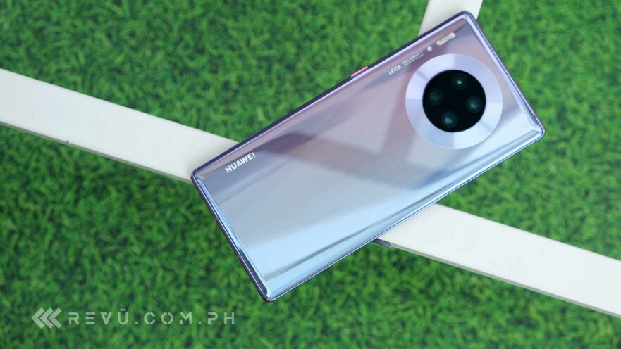 Huawei Mate 30 Pro Google apps install, price, and specs by Revu Philippines