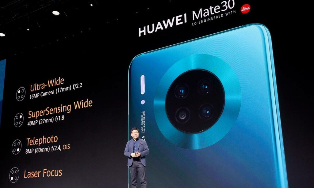 Huawei Mate 30 price specs availability Revu Philippines