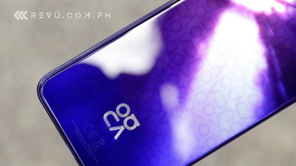 Huawei Nova 5T review, price, and specs via Revu Philippines