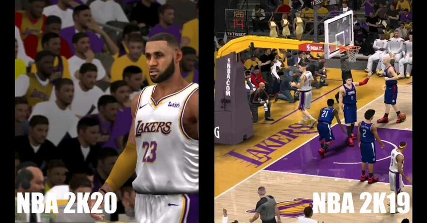 NBA 2K20 for Android vs NBA 2K19 for Android: A gameplay comparison by Revu Philippines