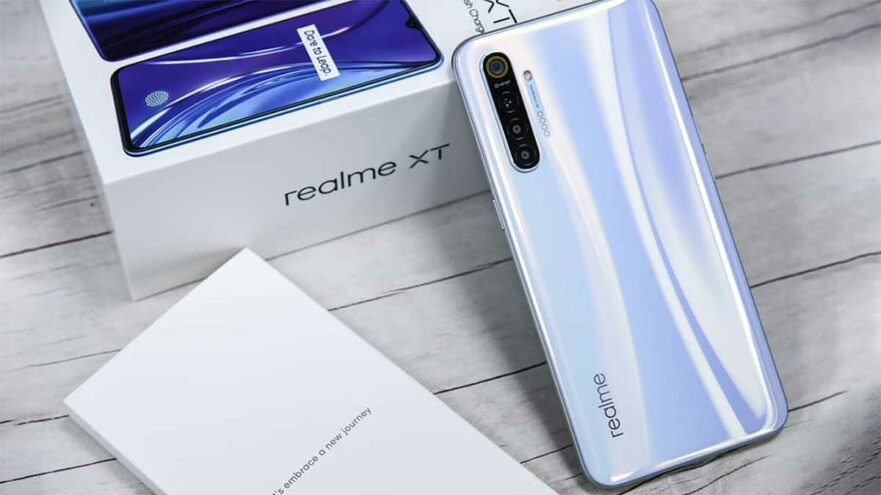 Realme XT price and specs via Revu Philippines