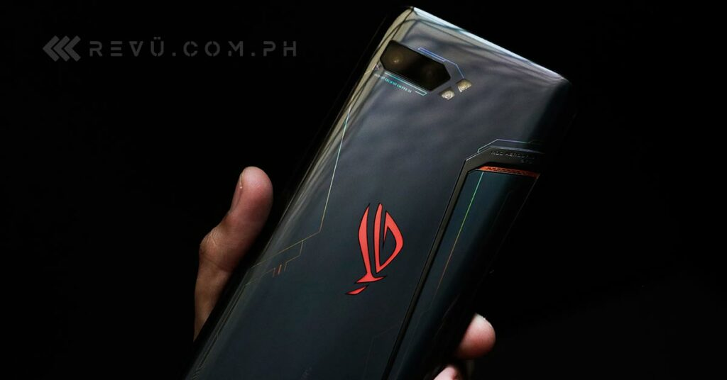 ASUS ROG Phone 2 review, price, and specs by Revu Philippines