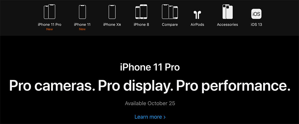 Apple iPhone 11, iPhone 11 Pro, and iPhone 11 Pro Max availability in the Philippines via Revu Philippines
