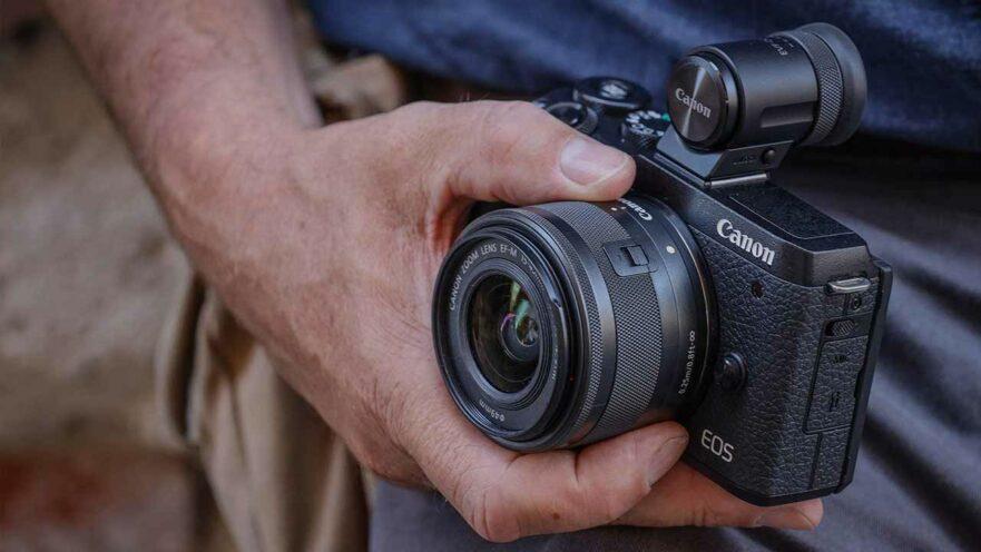 Canon EOS M6 Mark II price and specs by Revu Philippines