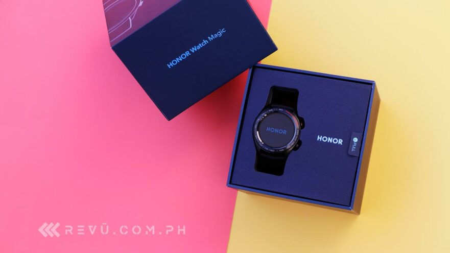 Honor Watch Magic hands-on review, price, and specs by Revu Philippines
