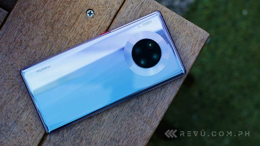 Huawei Mate 30 Pro review, price, and specs by Revu Philippines