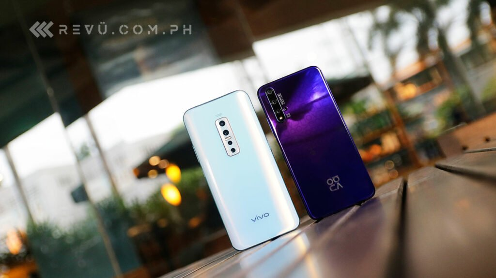 Huawei Nova 5T vs Vivo V17 Pro comparison review with price and specs by Revu Philippines